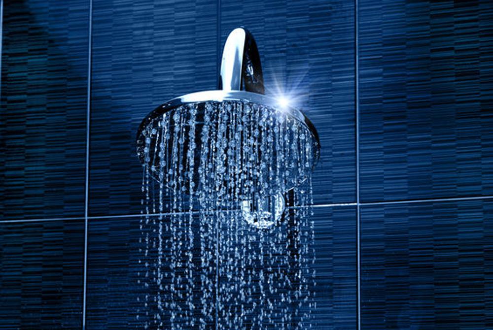 Création de douche à l'italienne à Caen - robinetterie douche