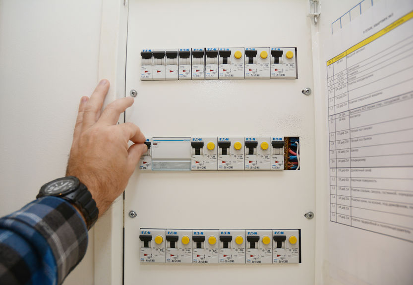 Dépannage tableau électrique - électricien Caen