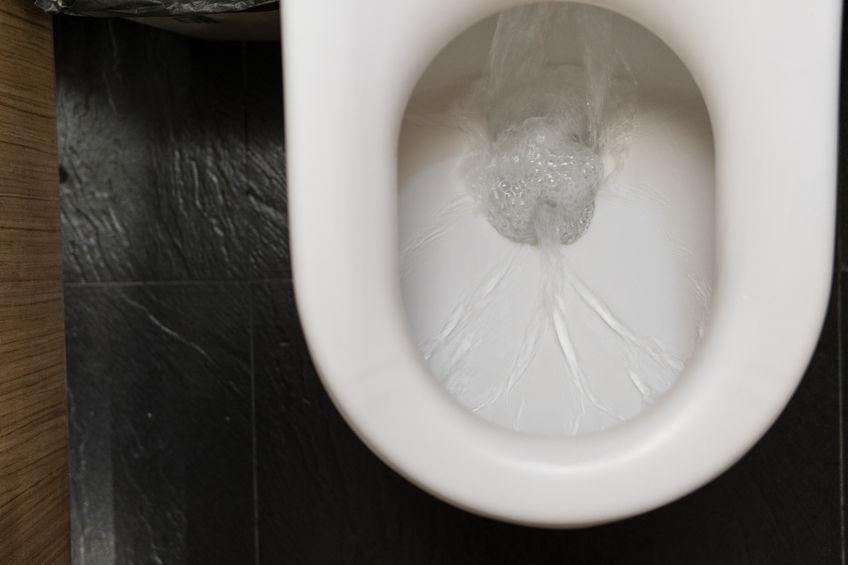 Fuite cuvette wc - plombier Ifs près de Caen