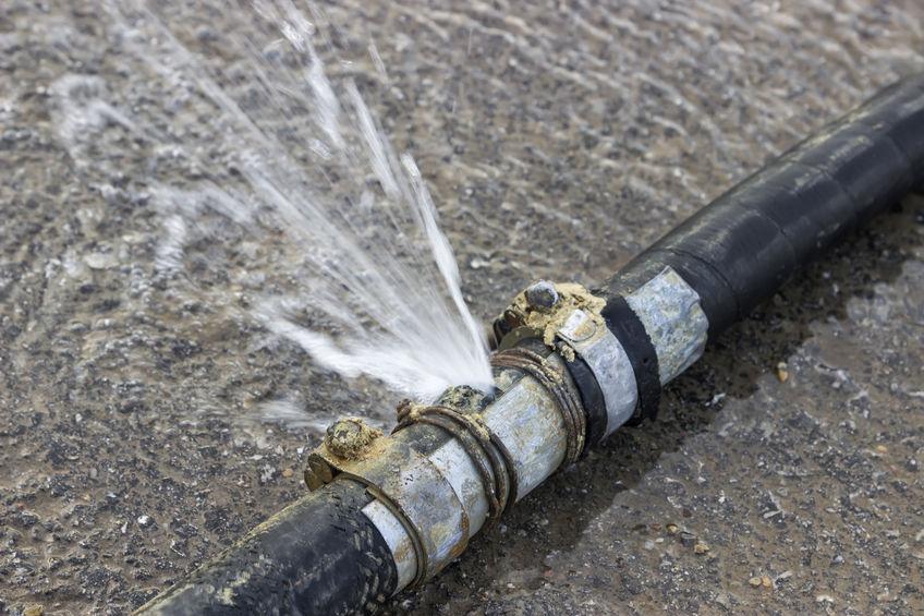 Fuite d'eau canalisation - plombier Ifs près de Caen