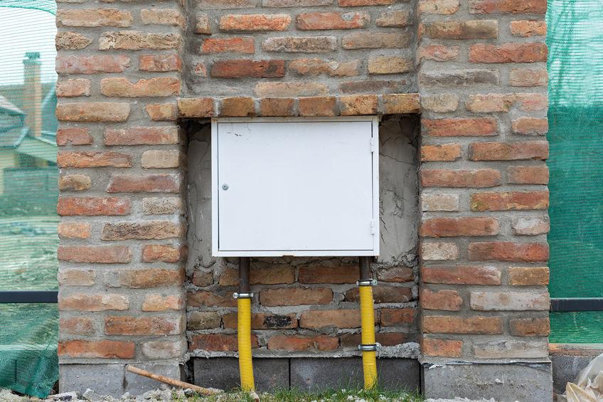 Branchement compteur gaz plombier Caen