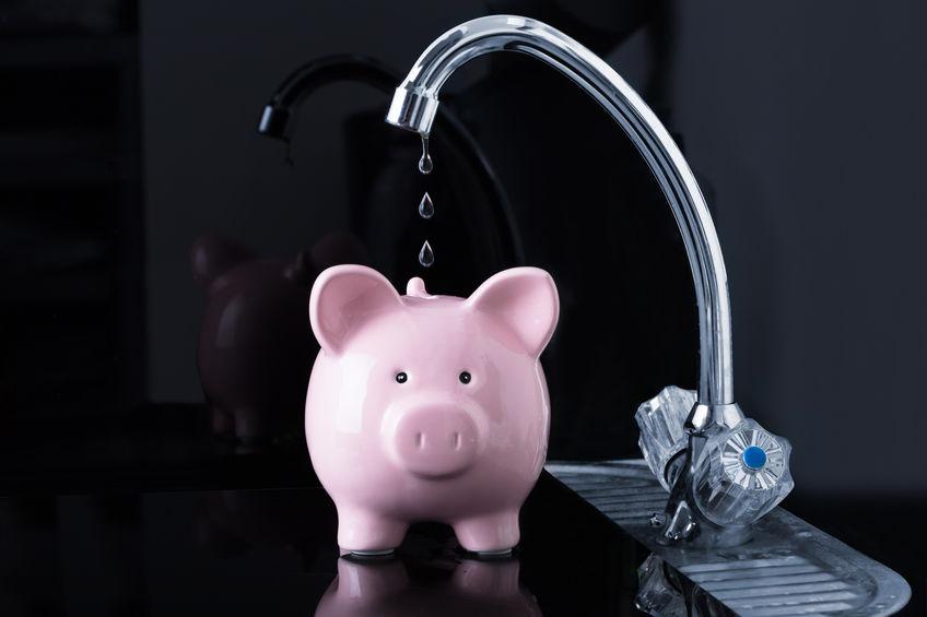 Economies réalisées avec un adoucisseur d'eau