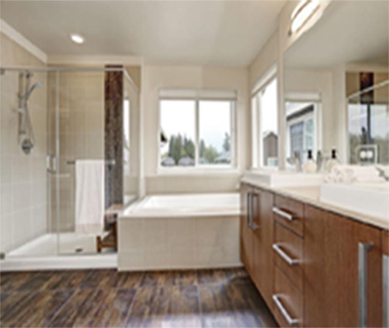 Nos plombiers de Caen installent des douches et des baignoires