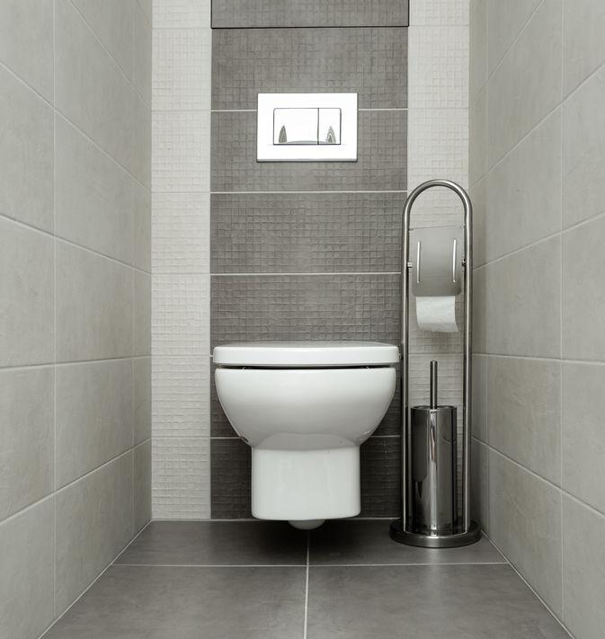 Plombier à Caen pose des WC suspendus