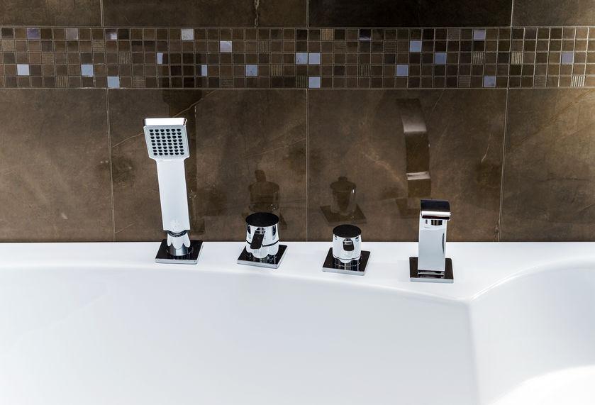 Plombier caen pose robinetterie salle de bain