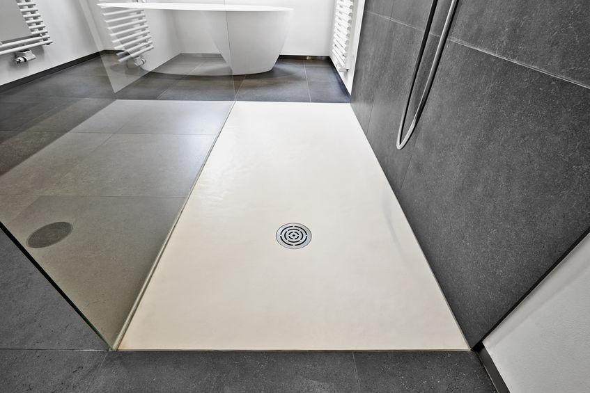 Pose douche à l'italienne à Caen